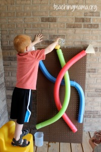 Pool-Noodles-with-Water